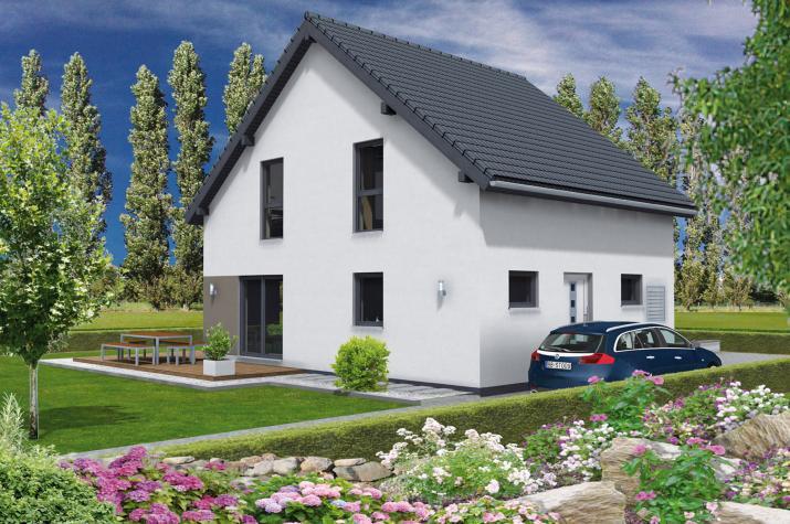 Hoch hinaus: Durchdacht für kleine Grundstücke  -