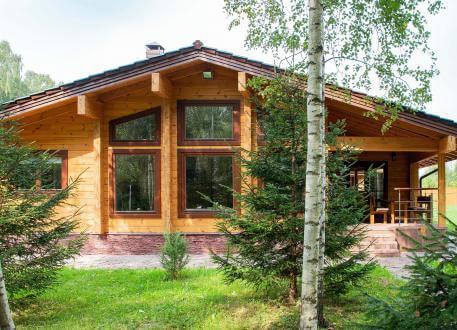 """bis 50.000 € Holzhaus """"Mirage"""""""