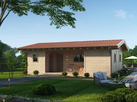 Holzständerhaus Mini Element 73 - Kaufpreis 36.088.-- € inkl. MwSt.