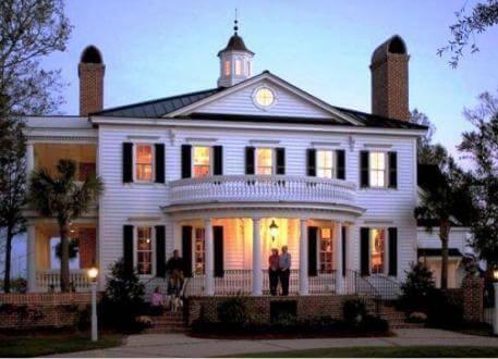 Traumhaus amerikanischer stil  ᐅ Amerikanisches Haus bauen | Preise | Grundrisse | Kataloge