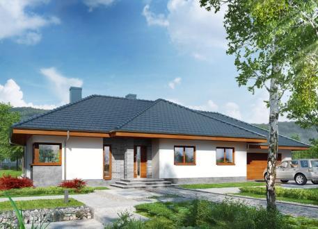 Einfamilienhaus KB 55