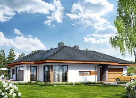 landhaus bauen 239 landh user mit grundrissen und preisen. Black Bedroom Furniture Sets. Home Design Ideas
