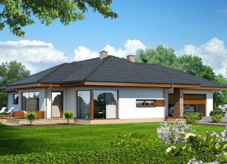 Holzhaus KB 59