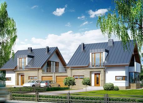 Zweifamilienhaus KD 50
