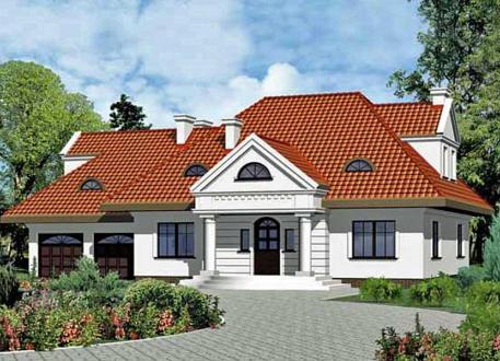 Haus mit Einliegerwohnung KE 23