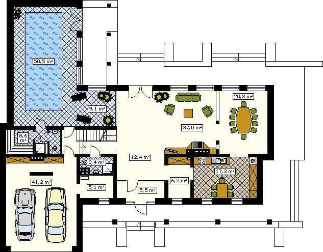 ke 40 klee hausbau. Black Bedroom Furniture Sets. Home Design Ideas