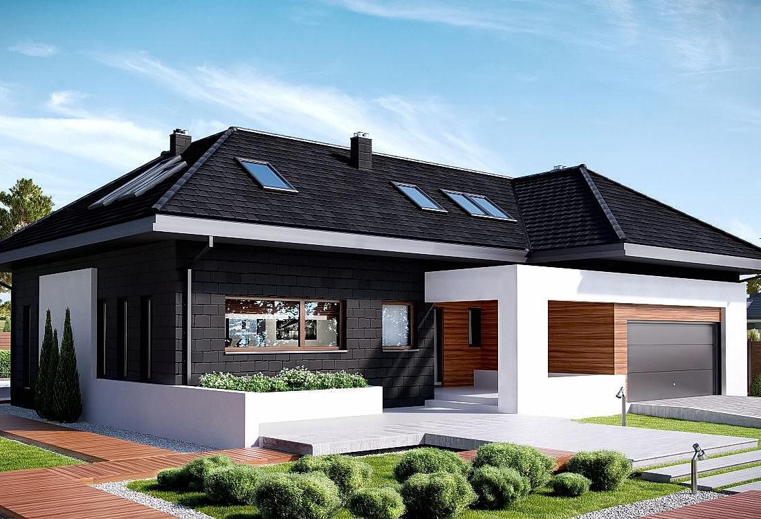 kh 113 moderna bau gmbh. Black Bedroom Furniture Sets. Home Design Ideas