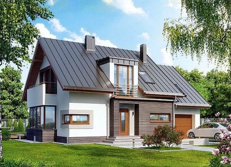 Einfamilienhaus KH 123