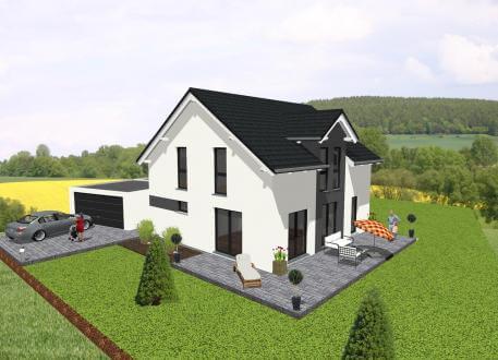 for Klassisches einfamilienhaus
