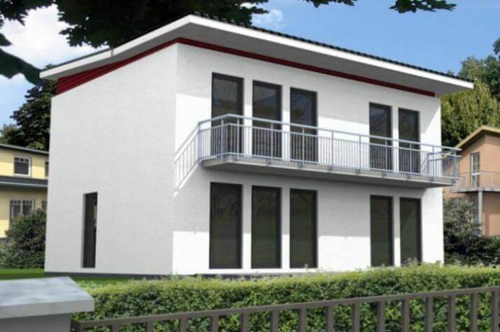 Kowalski Haus -  Arta 128 - grundriss dg