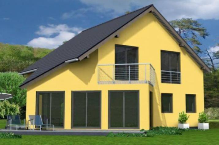 kowalski haus anita 160 kowalski haus klaus kowalski immobilien rdm e k. Black Bedroom Furniture Sets. Home Design Ideas