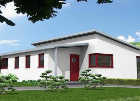 Pultdachhaus Kowalski Haus - Bungalow FANNY 88