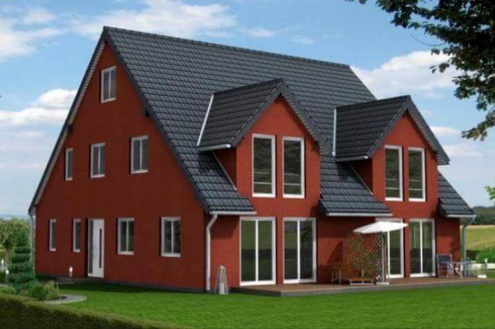 Kowalski haus doppelhaus emily rose for Doppelhaus oder zweifamilienhaus