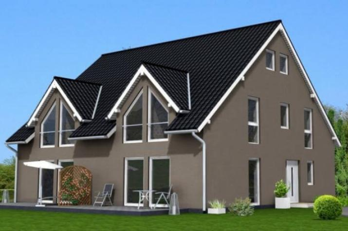 Kowalski Haus - Doppelhaushälfte Lisa-Marie - grundriss eg