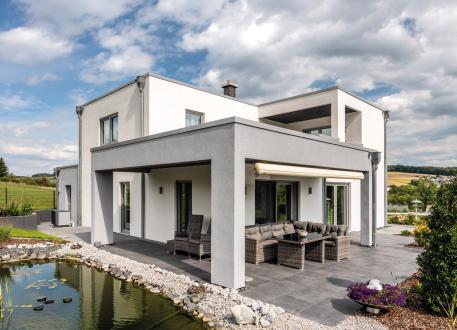 Einfamilienhaus Lageto - Moderne Vielfalt
