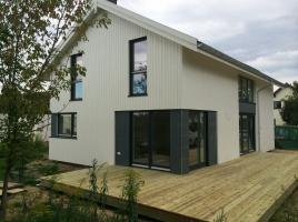 ᐅ Schlüsselfertige Fertighäuser bauen | Fertighaus Hausbau