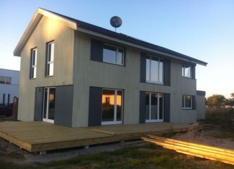 Einfamilienhaus Lysefjord