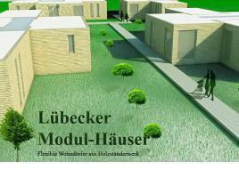 MODUL - HÄUSER  in Holzbauweise  / flexibel, variabel, vielseitig ……