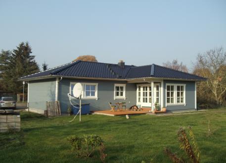 Landhaus Magnus Holz