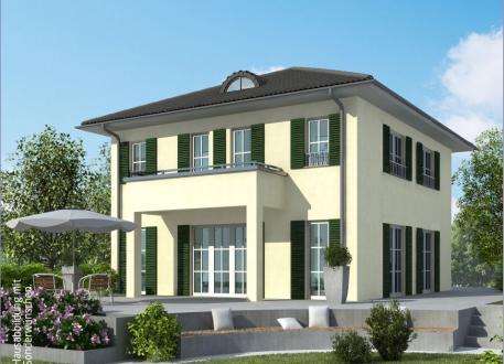 Stadthaus Masiv-Hausidee SV 125 K
