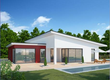 Einfamilienhaus Massiv-Hausidee BL 135 M