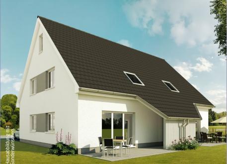 Doppelhaus Massiv-Hausidee DH 120 K