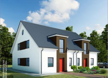 Doppelhaus Massiv-Hausidee DH 130 K