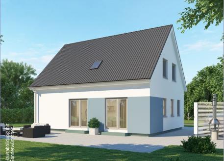 Frei planbare Häuser Massiv-Hausidee EH 125 Basis
