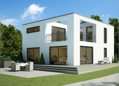 Einfamilienhaus Massiv-Hausidee SV 155 M