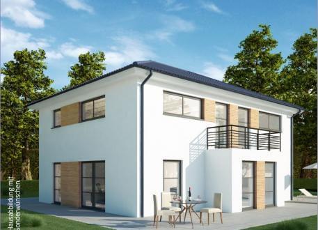 Zweifamilienhaus Massiv-Hausidee ZH 185 M