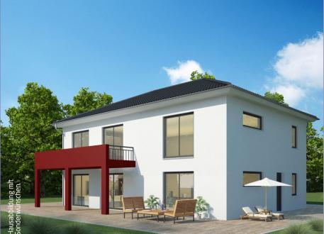 Zweifamilienhaus Massiv-Hausidee ZH 200 K