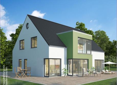 Zweifamilienhaus Massiv-Hausidee ZH 200 M