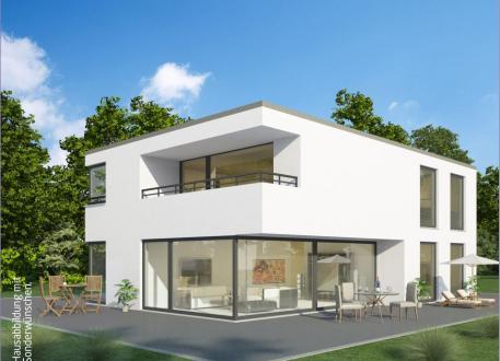 Zweifamilienhaus Massiv-Hausidee ZH 200 T