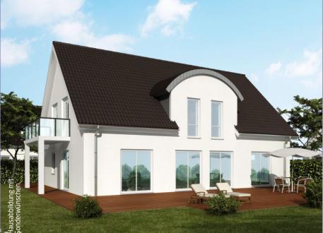 Zweifamilienhaus Massiv-Hausidee ZH 210 K