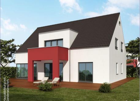 Zweifamilienhaus Massiv-Hausidee ZH 210 T