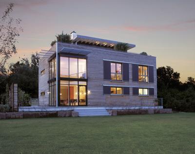 Passivhaus modern  ᐅ Modern Living