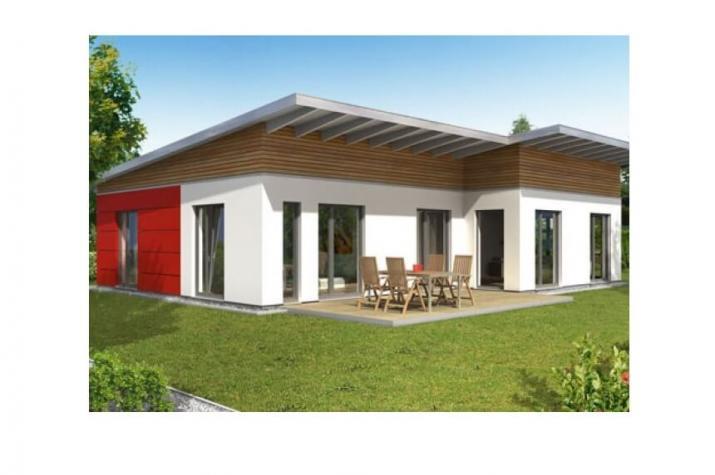 Grundrisse bungalow l form 125 qm ~ Ihr Traumhaus Ideen