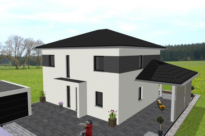 Jk Traumhaus ᐅ individuell geplant herrschaftliches stadthaus mit