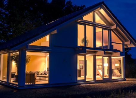 Modernes Fachwerkhaus in Freisen