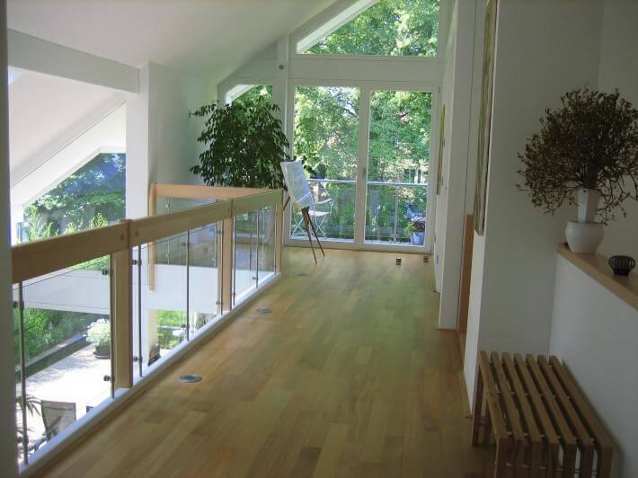 ᐅ Modernes Fachwerkhaus In Kleinmachnow Concentus Holzskelett