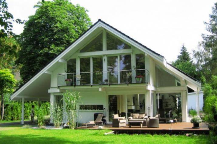 Moderne Fachwerkhäuser ᐅ modernes fachwerkhaus in kleinmachnow concentus holzskelett