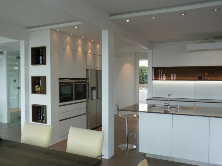 modernes fachwerkhaus in oldenburg. Black Bedroom Furniture Sets. Home Design Ideas