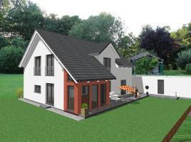 Modernes Zweifamilienhaus mit Bürotrakt - www.jk-traumhaus.de