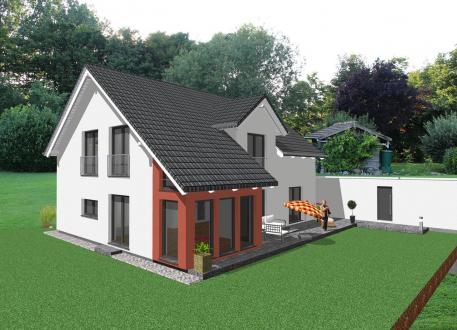 100 zweifamilienh user mit grundriss und kosten seite 2. Black Bedroom Furniture Sets. Home Design Ideas