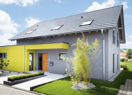 Musterhaus Koblenz: Raum für Vielseitigkeit und Extravaganz