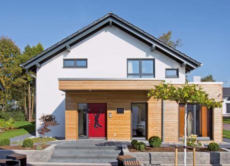 Einfamilienhaus Musterhaus Wuppertal - für mehr Lebensqualität