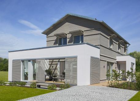 Einfamilienhaus NaturDesign
