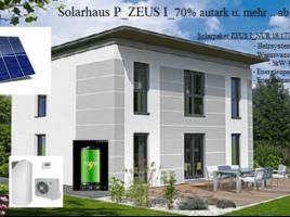 NiedrigEnergiehaus _  Solarhaus ZEUS..80 Prozent aus Umweltenergie und Mehr