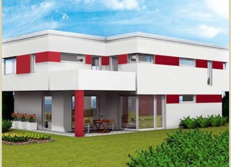 Passivhaus fertighaus  ᐅ Passivhaus nach EnEV bauen - 61 Passivhäuser mit Preisen