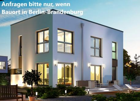 Einfamilienhaus PARK127cube - Effizienz55pur - Erdwärme - Zukunft schon heute!